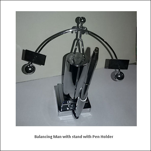 Balancing-Man-with-stand-with-Pen-Holder-2