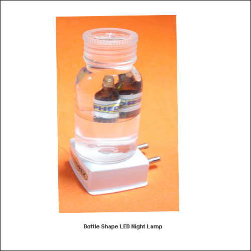 Bottle-shape-LED-Night-Lamp