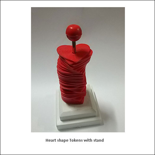 Heart-shape-Tokens-with-stand