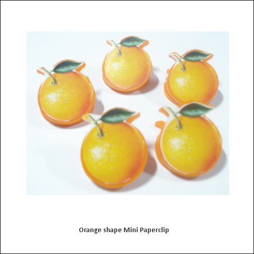 Orange-shape-Mini-Paperclip-1