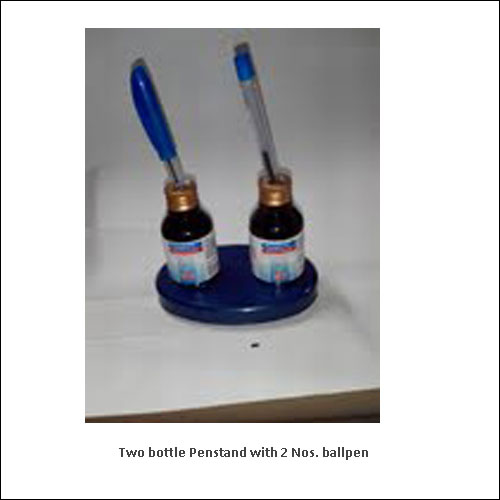 Two-bottle-Penstand-with-2-Nos.-ballpen