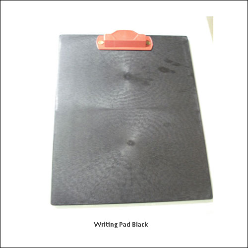 Writing-pad-black
